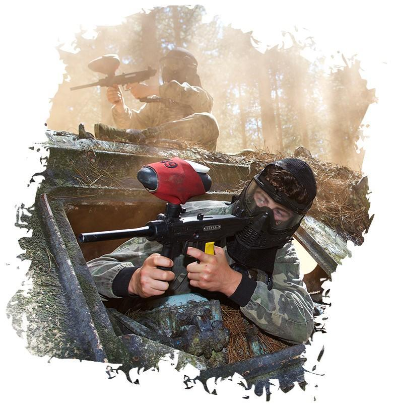 6 Tips To Become  A Paintball Pro