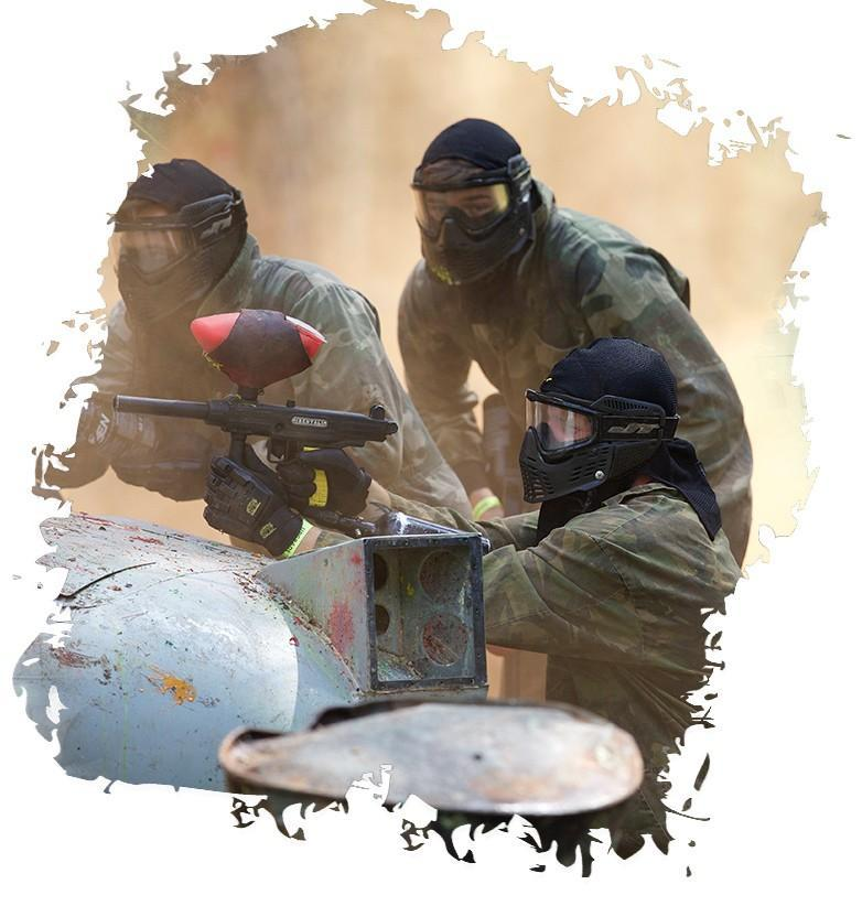 6 Reasons Why Paintball Is Fantastic For Team Building