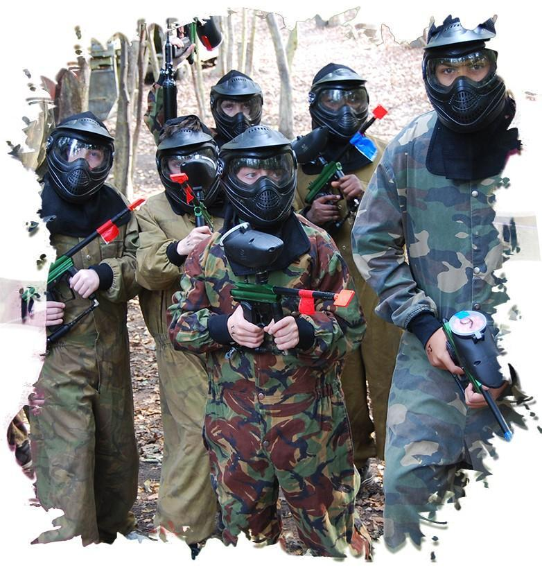 What Do I Wear To Play Paintball