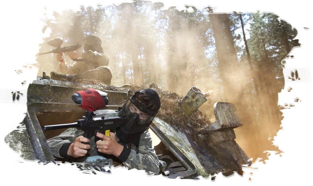paintballing-firing