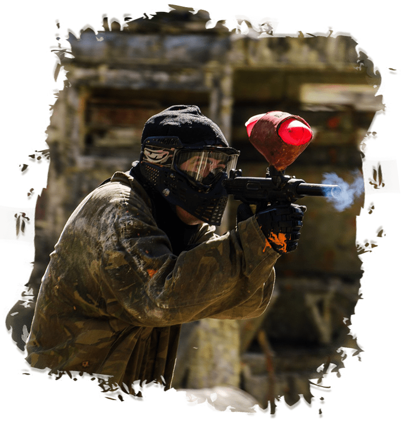 Paintball Game Zones